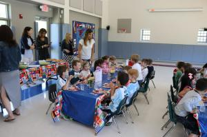 Kindergarten International Lunch 2017